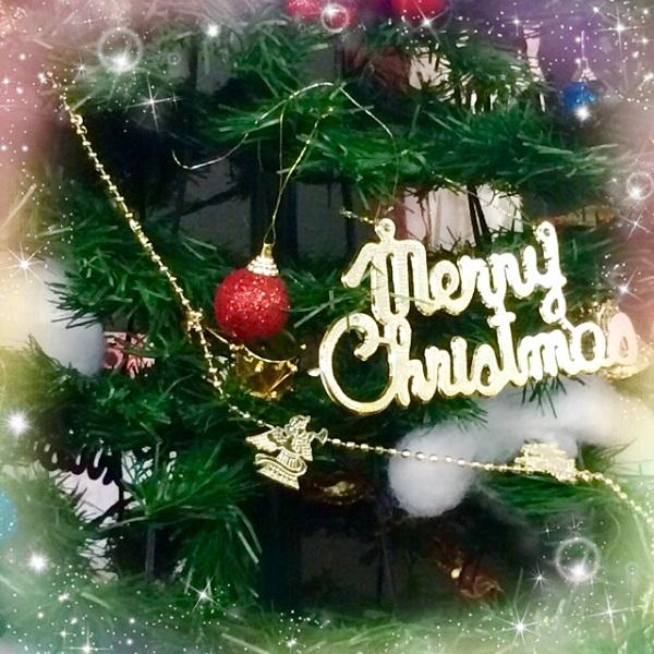 クリスマス-フラットフィールド